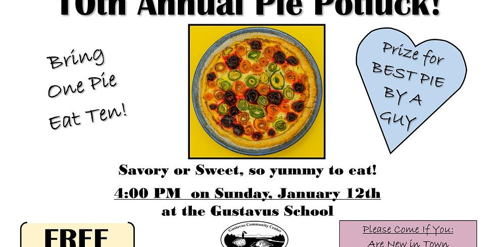Pie Potluck