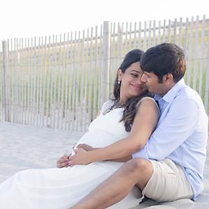 Nirupama + Karthik Maternity