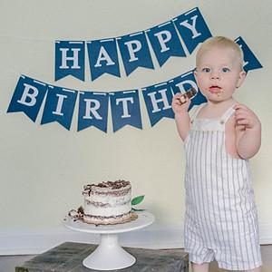 Alexander 1st Birthday