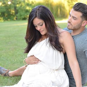Sara + Dan Maternity