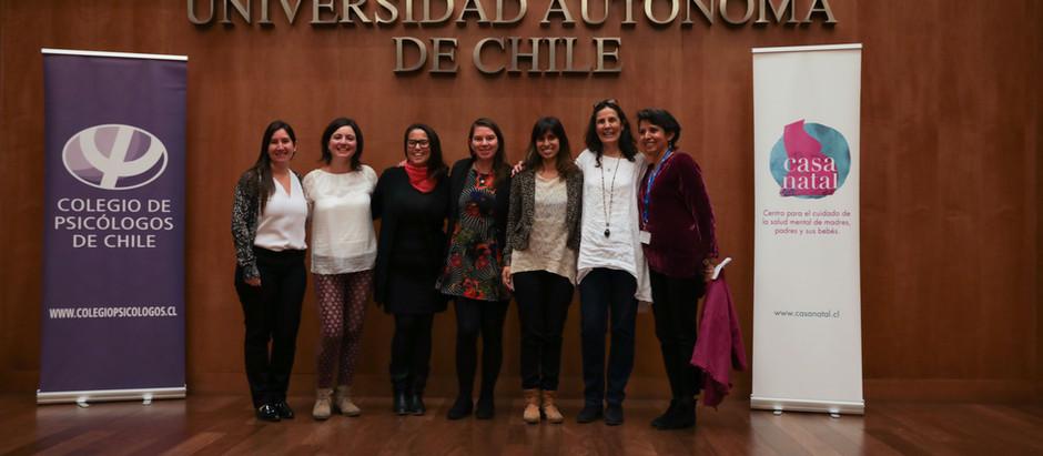 Primera Jornada de Salud Mental Materna en Chile