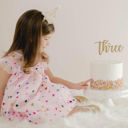 Birthday Smash Cake