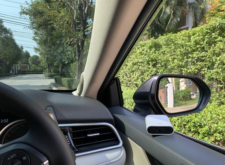 อยู่ในรถจะปลอดภัยจาก PM2.5 หรือไม่