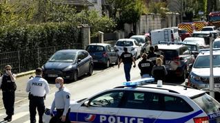 Assassinat terroriste de Rambouillet.