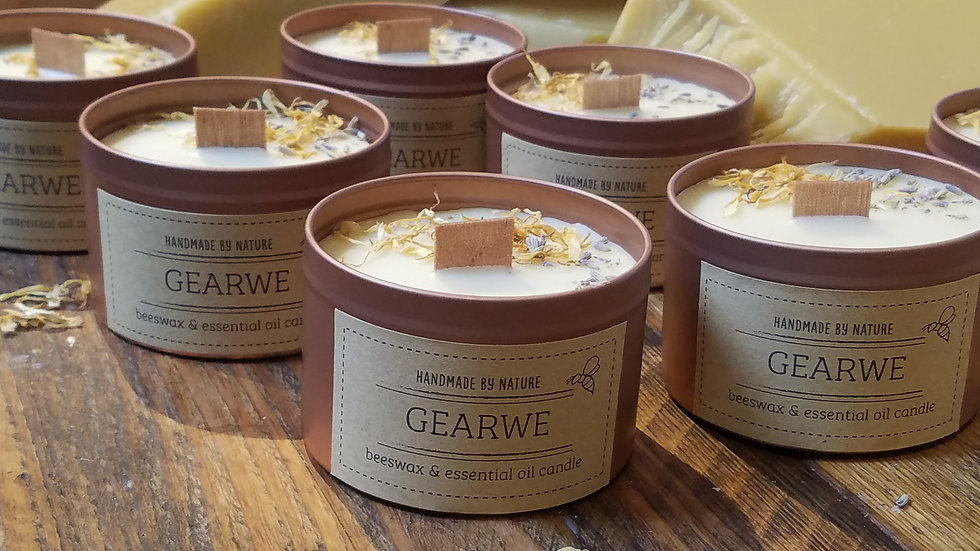 Gearwe Beeswax Candle