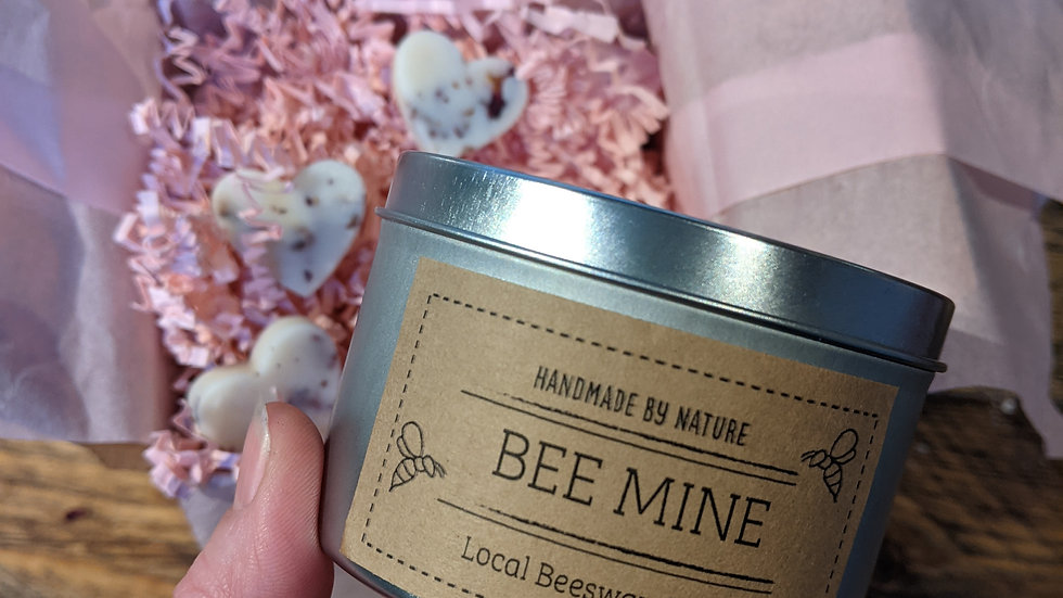 Personalised Label Candle