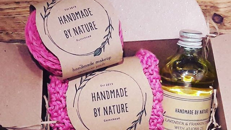 Natural Makeup Remover Gift Set