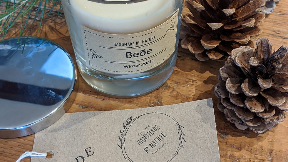 BEDE Luxury Beeswax Candle