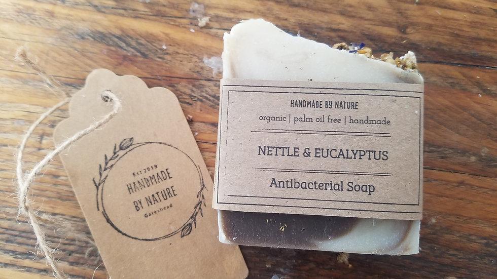 Antibacterial Nettle & Eucalyptus Soap