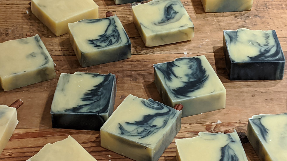 Orange Spiced Soap