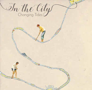 In The City Album Cover for 'Changing Tides'