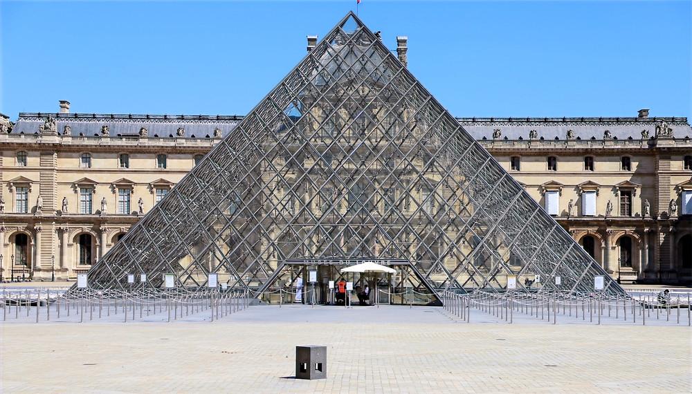 Un dimanche au Louvre avant sa réouverture