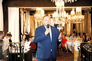Avec Guillaume GOMEZ, la diplomatie culinaire au cœur de notre rayonnement international