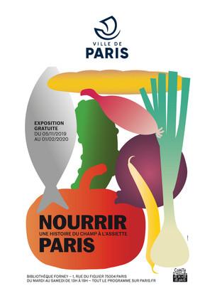 « Nourrir Paris » : l'exposition gratuite qui retrace l'histoire culinaire de la capitale