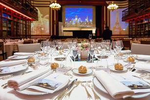 """Deuxième édition du dîner de gala réussie pour la remise des Prix """"Les Lumières de Paris"""""""