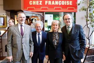L'ÉVÉNEMENT   Petit-déjeuner avec Laurent DASSAULT