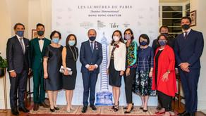 Les Lumières de Paris lancent à Hong Kong une première antenne à l'étranger