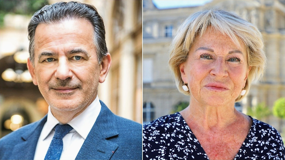 Jean-François LEGARET et Catherine DUMAS