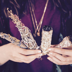 Plant Rituals and Smudging