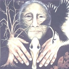 The Cailleach - Winter Goddess
