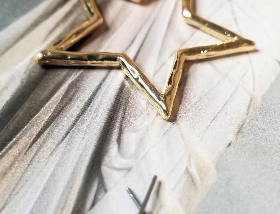 Star Pendant Necklace Set