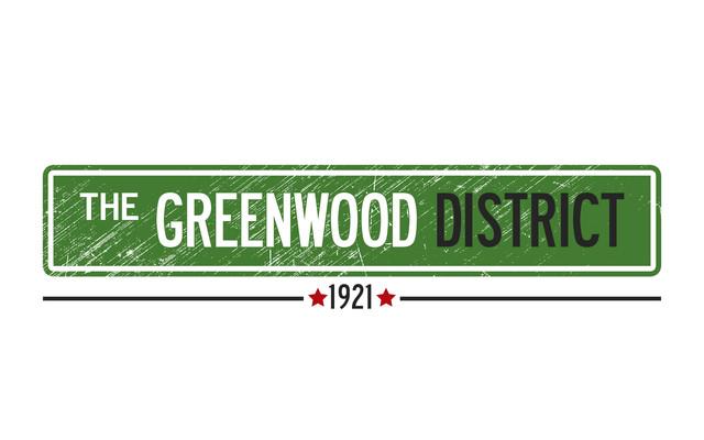 the Greenwood District Logo