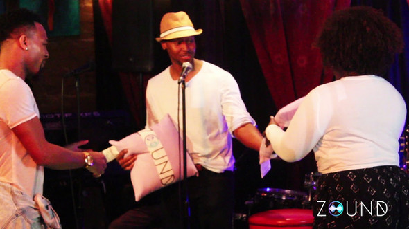 ZOUND Music Group presents: Lavahi Live @Kat's Cafe Videography
