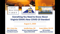 Everything You Need to Know About Virginia OSHA's New COVID-19 Standard
