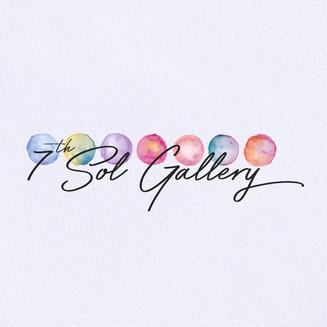 7th Sol Gallery: Logo