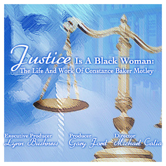 Justice Is A Black Woman: Cover Art