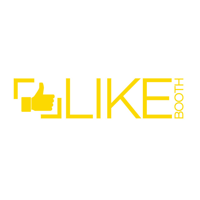 THELIKEBOOTH: Logo