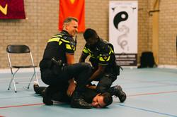 Demo arrestatie