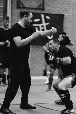 Demo Kickboxen