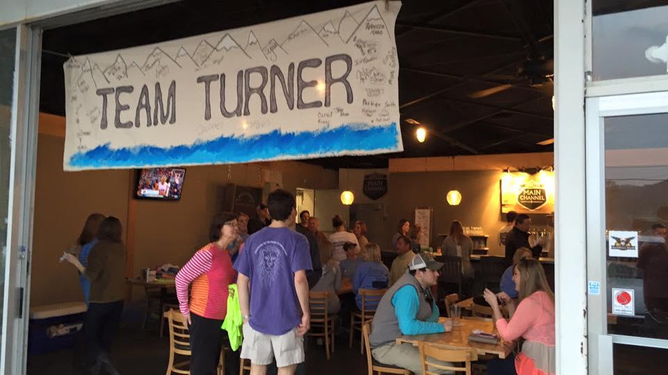 Team Turner Fundraiser