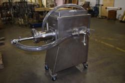 Rework grinder w/ rotary bone valve