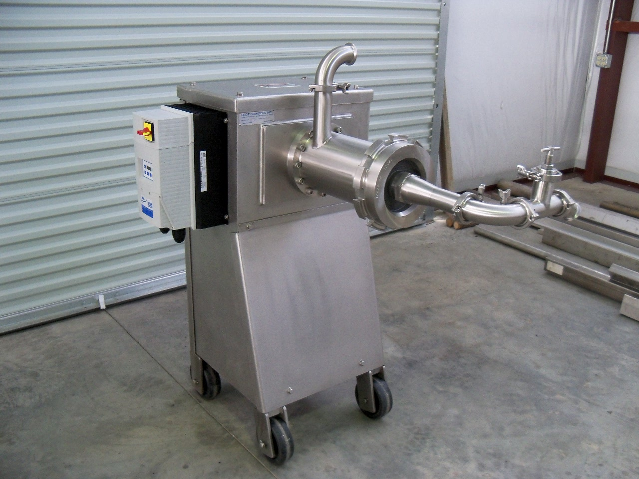 Rework grinder