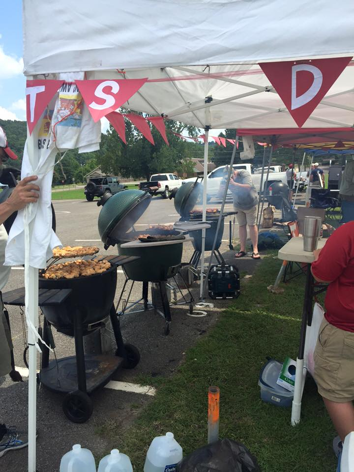 GHS Wing Cook-off 2015