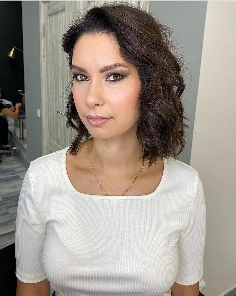 Дневной макияж.Визажист Роман Митино. Мастерская красоты SOVA