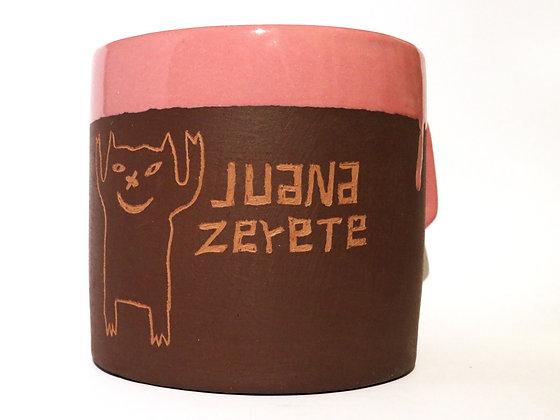 Taza Juana Zerete