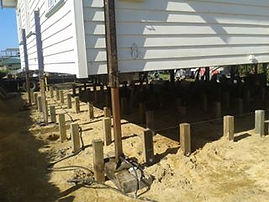 Foundation Remedial Work