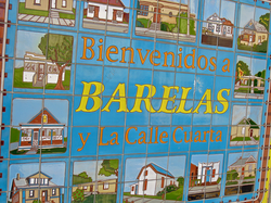Barelas Sign