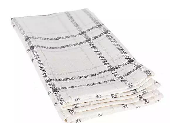 Grey Striped Napkin