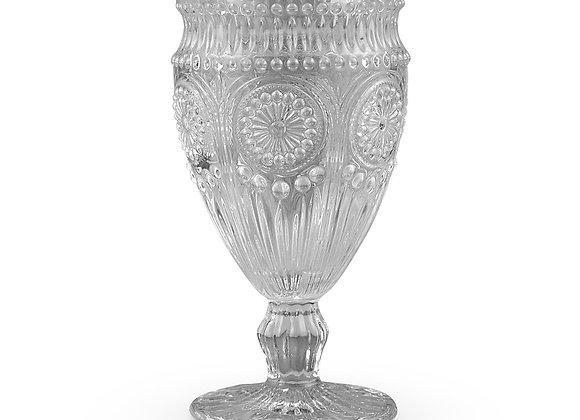 Vintage Style Wine Goblet