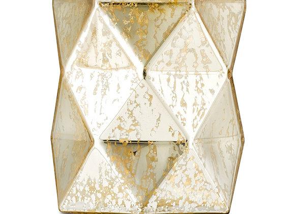 Mel Gold Vase