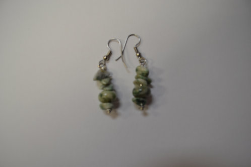 Mariposite Earrings - 06