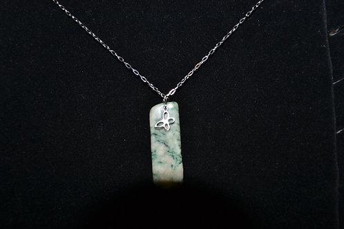 Mariposite Necklace - 02