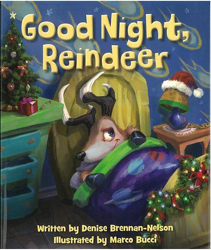 Good Night Reindeer
