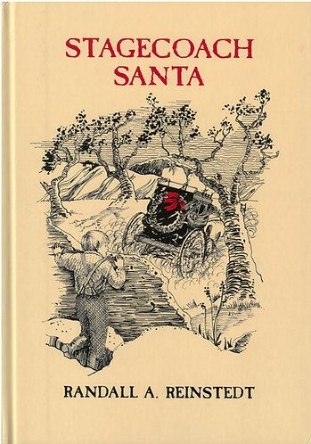 Stagecoach Santa Book