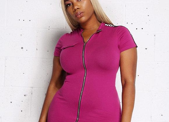 Body Ody Zipper Dress