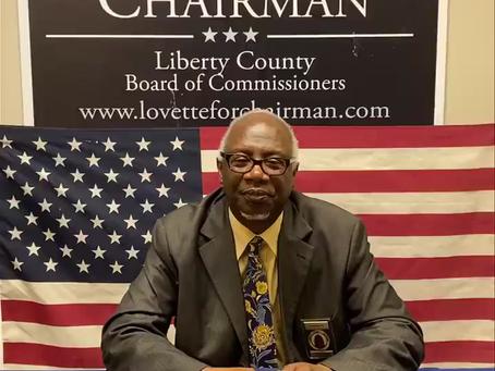 Video: Chairman Donald Lovette
